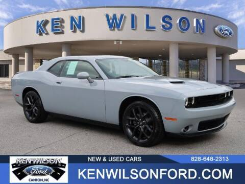 2020 Dodge Challenger for sale at Ken Wilson Ford in Canton NC