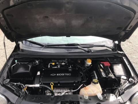 2015 Chevrolet Sonic for sale at #1 Auto Liquidators in Yulee FL