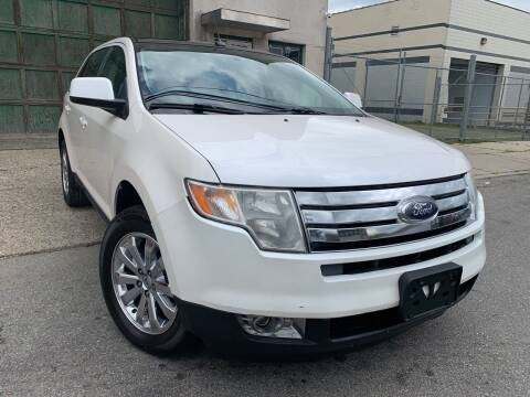 2010 Ford Edge for sale at Illinois Auto Sales in Paterson NJ