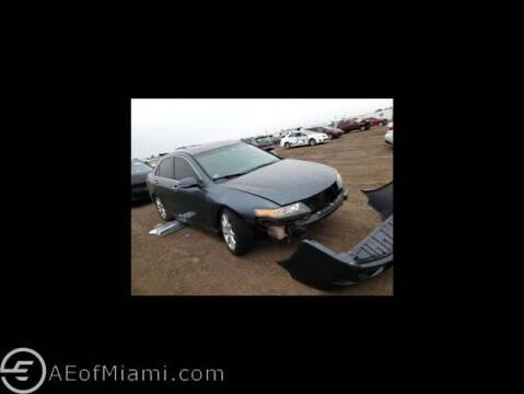 2007 Acura TSX for sale at ELITE MOTOR CARS OF MIAMI in Miami FL