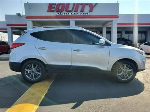 2014 Hyundai Tucson for sale at EQUITY AUTO CENTER in Phoenix AZ