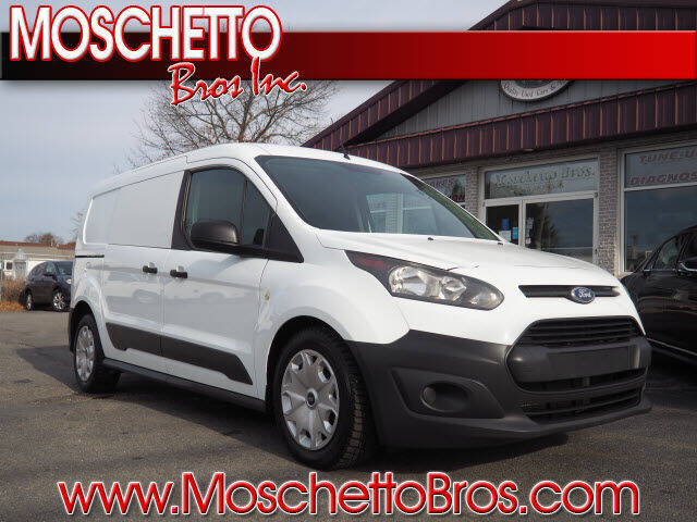 2014 Ford Transit Connect Cargo for sale at Moschetto Bros. Inc in Methuen MA