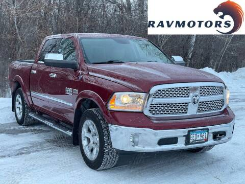 2014 RAM Ram Pickup 1500 for sale at RAVMOTORS in Burnsville MN
