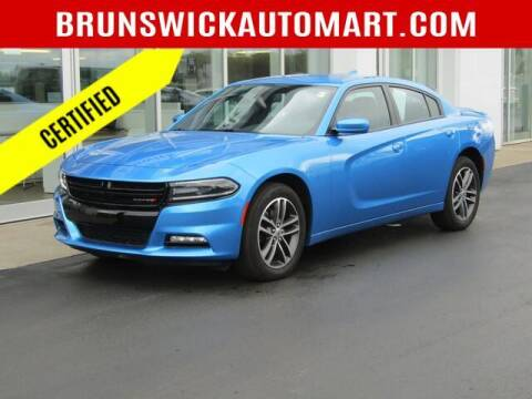 2019 Dodge Charger for sale at Brunswick Auto Mart in Brunswick OH