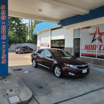 2012 Kia Optima for sale at Nor Cal Auto Center in Anderson CA