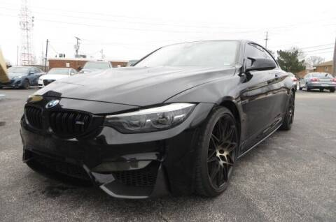 2018 BMW M4 for sale at Eddie Auto Brokers in Willowick OH
