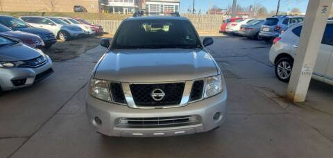 2008 Nissan Pathfinder for sale at Divine Auto Sales LLC in Omaha NE