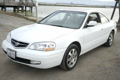 2001 Acura CL for sale at Sports Plus Motor Group LLC in Sunnyvale CA