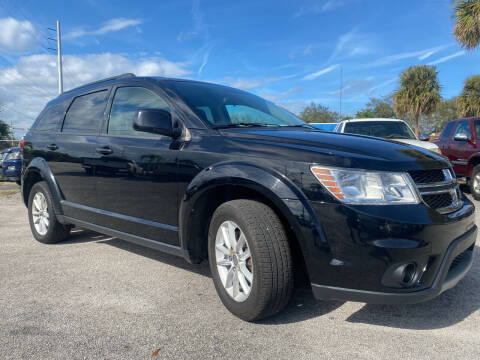 2016 Dodge Journey for sale at Coastal Auto Ranch, Inc. in Port Saint Lucie FL