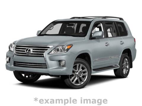 2014 Lexus LX 570 for sale at Coast to Coast Imports in Fishers IN
