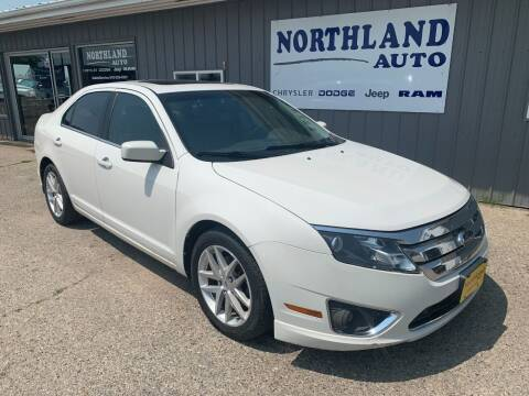 2010 Ford Fusion for sale at Northland Auto in Humboldt IA