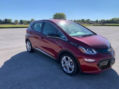 2017 Chevrolet Bolt EV for sale at Dunn Chevrolet in Oregon OH