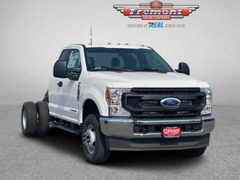 2021 Ford F-350 Super Duty for sale at Rocky Mountain Commercial Trucks in Casper WY