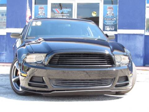 2014 Ford Mustang for sale at VIP AUTO ENTERPRISE INC. in Orlando FL