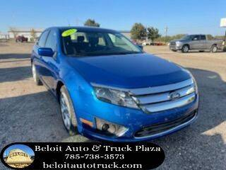 2011 Ford Fusion for sale at BELOIT AUTO & TRUCK PLAZA INC in Beloit KS