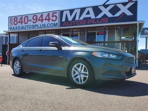 2015 Ford Fusion for sale at Maxx Autos Plus in Puyallup WA