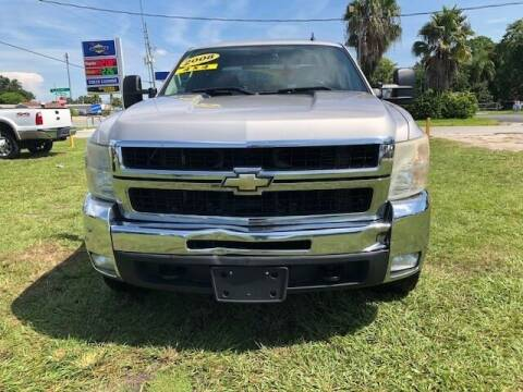 2008 Chevrolet Silverado 2500HD for sale at Unique Motor Sport Sales in Kissimmee FL