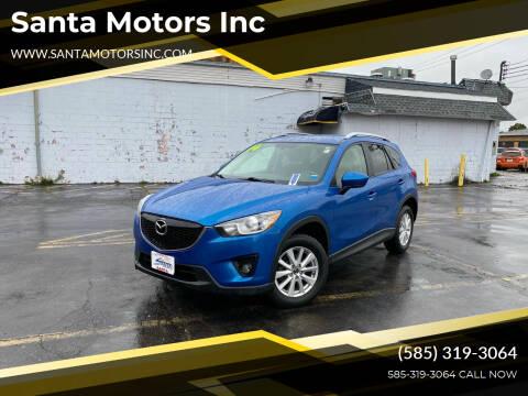2014 Mazda CX-5 for sale at Santa Motors Inc in Rochester NY