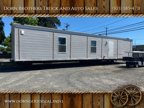 2017 Friendship 2 Bedroom 52' Modular for sale at Dorn Brothers Truck and Auto Sales in Salem OR
