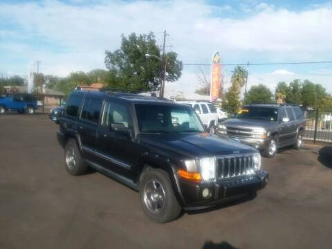 2006 Jeep Commander for sale at Car Spot in Las Vegas NV