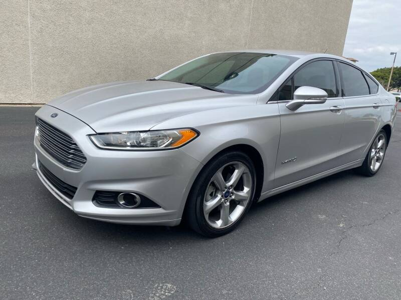 2013 Ford Fusion Hybrid for sale at Korski Auto Group in National City CA
