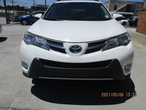 2013 Toyota RAV4 for sale at Atlantic Motors in Chamblee GA