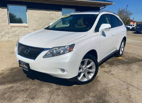 2012 Lexus RX 350 for sale at Auto House of Bloomington in Bloomington IL