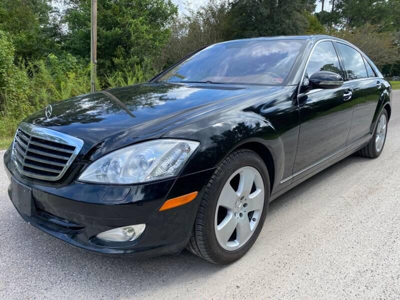 2007 Mercedes-Benz S-Class for sale at Next Autogas Auto Sales in Jacksonville FL