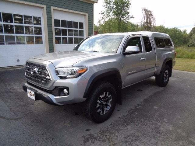 2016 Toyota Tacoma for sale at SCHURMAN MOTOR COMPANY in Lancaster NH