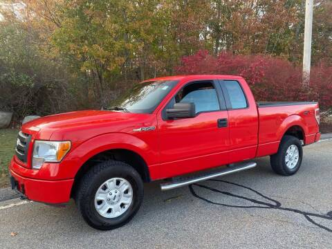 2011 Ford F-150 for sale at Padula Auto Sales in Braintree MA