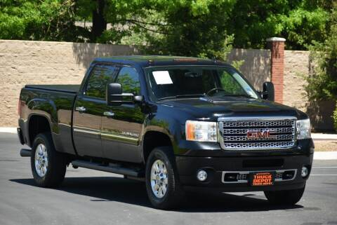 2012 GMC Sierra 3500HD for sale at Sac Truck Depot in Sacramento CA