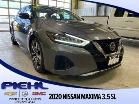 2020 Nissan Maxima for sale at Piehl Motors - PIEHL Chevrolet Buick Cadillac in Princeton IL