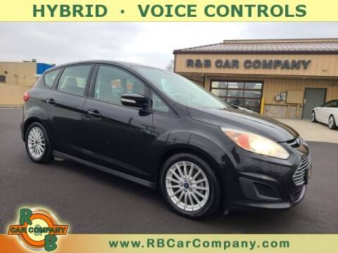 2014 Ford C-MAX Hybrid for sale at R & B Car Company in South Bend IN