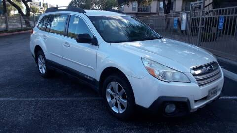 2014 Subaru Outback for sale at RICKY'S AUTOPLEX in San Antonio TX