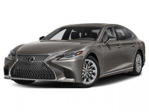 2018 Lexus LS 500 for sale at Auto Finance of Raleigh in Raleigh NC