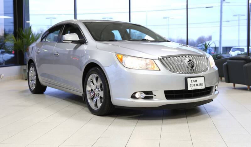 2012 Buick LaCrosse for sale at Car Culture in Warren OH