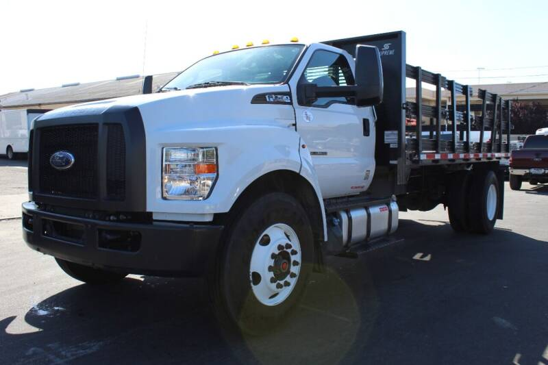 2018 Ford F-750 Super Duty for sale at CA Lease Returns in Livermore CA