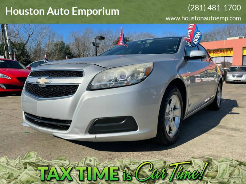 2013 Chevrolet Malibu for sale at Houston Auto Emporium in Houston TX