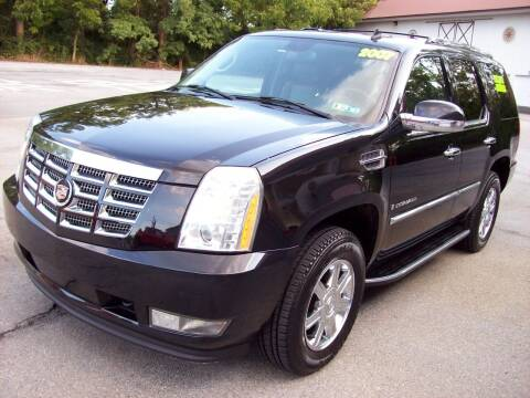 2007 Cadillac Escalade for sale at Clift Auto Sales in Annville PA