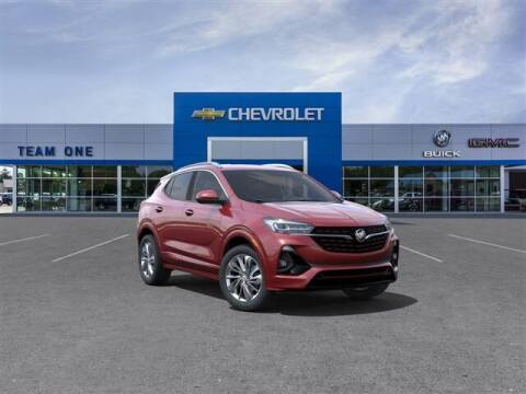 2022 Buick Encore GX for sale at TEAM ONE CHEVROLET BUICK GMC in Charlotte MI