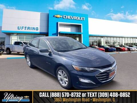 2019 Chevrolet Malibu for sale at Gary Uftring's Used Car Outlet in Washington IL