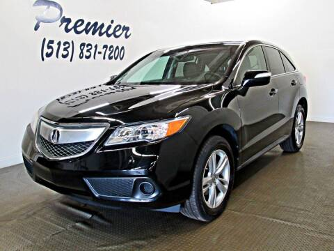 2014 Acura RDX for sale at Premier Automotive Group in Milford OH