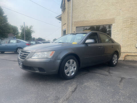 2009 Hyundai Sonata for sale at Strong Automotive in Watertown WI