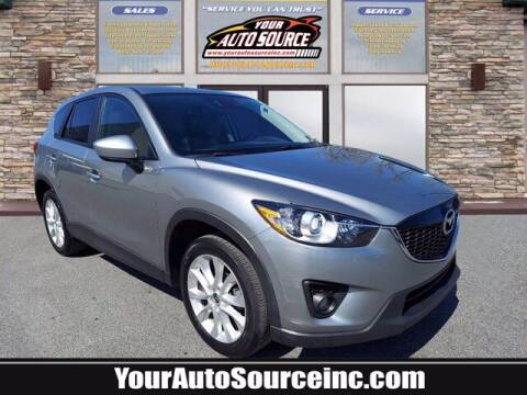 2014 Mazda CX-5 for sale at Your Auto Source in York PA
