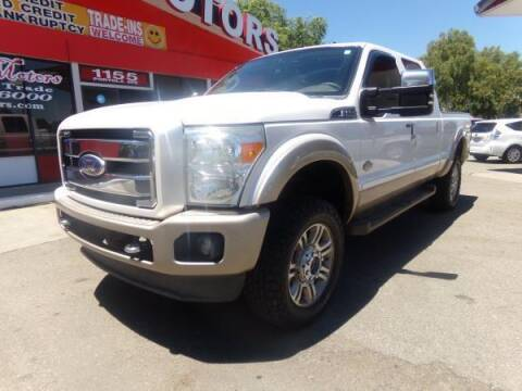 2011 Ford F-250 Super Duty for sale at Phantom Motors in Livermore CA