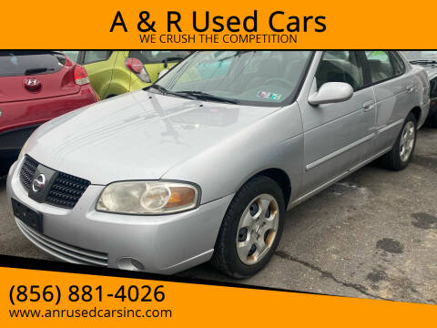 2005 Nissan Sentra for sale at A & R Used Cars in Clayton NJ