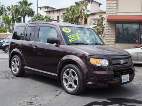 2008 Honda Element for sale at Corona Auto Wholesale in Corona CA