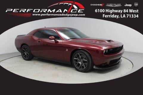 2019 Dodge Challenger for sale at Performance Dodge Chrysler Jeep in Ferriday LA