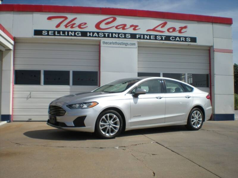 2019 Ford Fusion Hybrid for sale in Hastings, NE