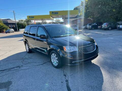 2016 Chrysler Town and Country for sale at Trust Petroleum in Rockland MA